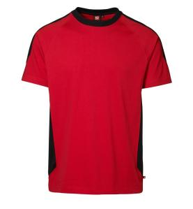H. T-Shirt, 1/2 Arm, 220 g/qm, Pro Wear Kontrast ID 0302